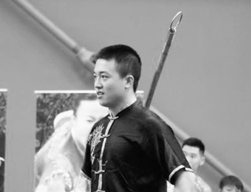 Farwell to Sifu Li Ming