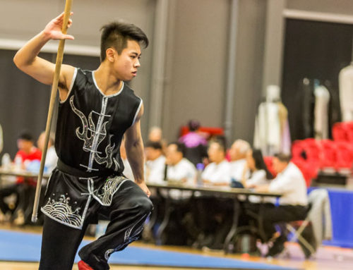 Phillip Wong – Off to the 2017 Universiade in Tapei