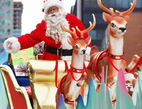 Santa Claus Parade – Nov. 17&18th 2018